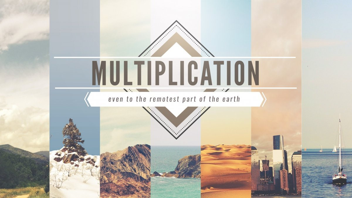 multiplication to the remotest