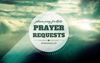 prayer requests for Actx Network